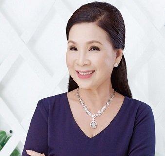 Nghệ sĩ ưu tí Kim Xuân rất hài lòng sau khi sử dụng dịch vụ nâng cơ trẻ hóa da tại Thẩm mỹ viện Quốc tế Nevada