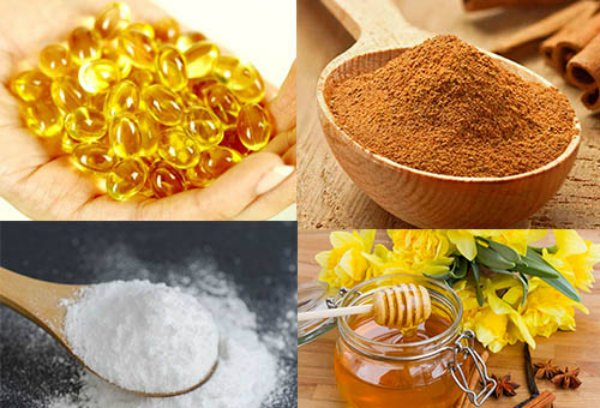mặt nạ vitamin e và mật ong, đắp mặt nạ vitamin e, cách đắp mặt nạ vitamin e, đắp mặt nạ bằng vitamin e