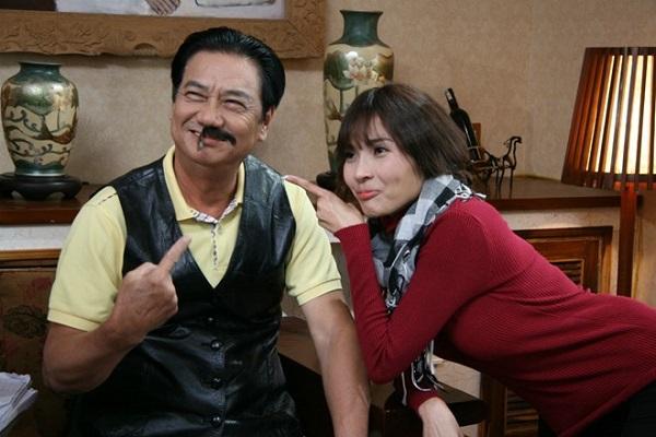Diễn viên Mai Huỳnh