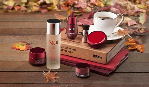 Review chi tiết về 3 dòng mỹ phẩm kem dưỡng da SK-II của nhật