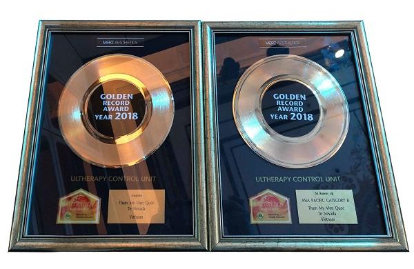 Tìm hiểu về giải thưởng Golden Record Award Asian Pacific