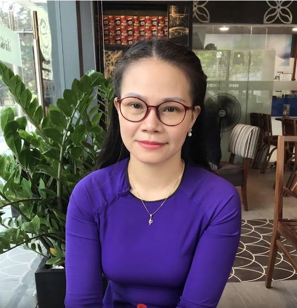 Chị Thanh Mai được một người bạn giới thiệu cho công nghệ Ultherapy