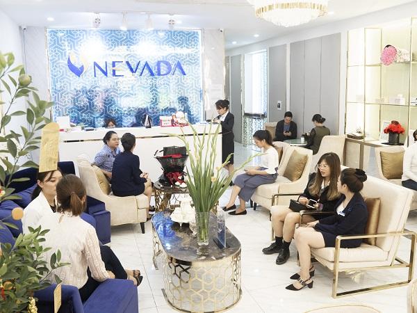 Refresh nhan sắc sau Tết, lượng khách hàng đến Nevada trẻ hóa da tăng đột biến