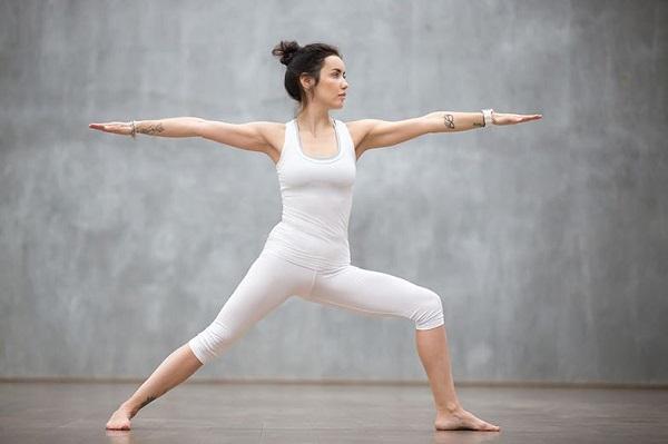 Yoga chống lão hóa da