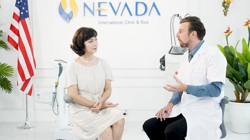 xóa nhăn vùng mắt bằng công nghệ Ultherapy có tốt không