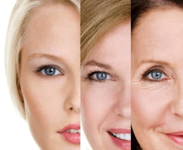 bí quyết chống lão hóa da tuổi 30