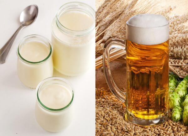 cách làm trắng da bằng bia, cách làm trắng da từ bia, làm trắng da với bia, cách làm trắng da mặt bằng bia