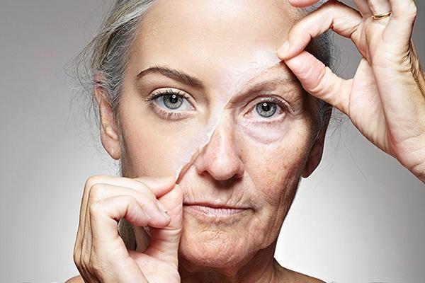 Lão hóa da ở người cao tuổi