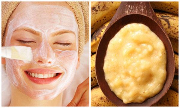 Cách làm căng da mặt bằng trái cây