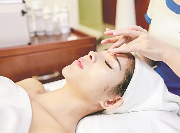 bấm huyệt nâng cơ mặt, cách bấm huyệt nâng cơ mặt, phương pháp bấm huyệt nâng cơ mặt