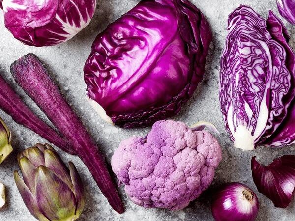 Thực phẩm màu tím chống lão hóa da,thực phẩm màu tím chống lão hóa,thực phẩm màu tím có tác dụng gì,thực phẩm màu tím ngăn lão hóa da, thực phẩm màu tím chống lão hóa da