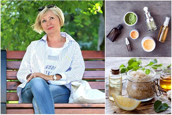 Rủ rỉ cách chăm sóc da mặt ở tuổi 50 giúp cải thiện làn da, duy trì thẩm mỹ