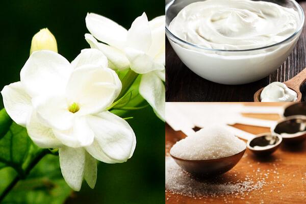 tác dụng của hoa nhài trong làm đẹp, hoa nhài trong làm đẹp, hoa nhài làm đẹp da, hoa nhài