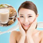 Cách chăm sóc da bằng sữa đậu nành – da sáng mịn, sạch mụn không tì vết với nguyên liệu tự nhiên, dễ tìm