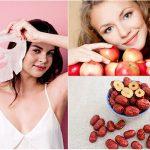 Đến với cách làm đẹp bằng táo đỏ – Biện pháp chăm sóc da khiến chị em mê mẩn