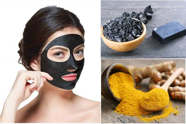 cách làm mặt nạ từ bột than hoạt tính, mặt nạ từ bột than hoạt tính, bột than hoạt tính, than hoạt tính
