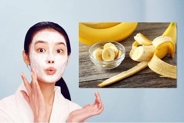 Cách làm mặt nạ trị mụn từ chuối, đắp mặt nạ chuối trị mụn, mặt nạ chuối trị mụn, mặt nạ trị mụn từ chuối