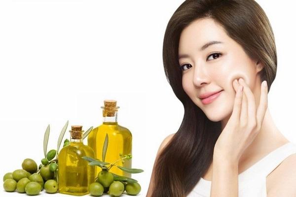 Cách làm mặt nạ với dầu oliu