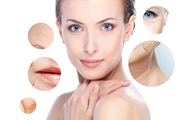 phục hồi da bị lão hóa, cách phục hồi da bị lão hoá, cách phục hồi làn da bị lão hóa, Cách điều trị lão hóa da mặt