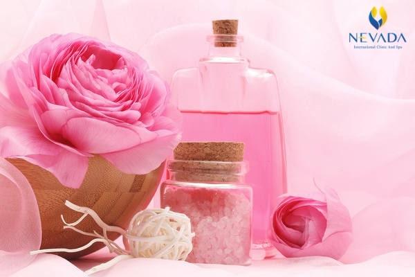 chăm sóc da bằng nước hoa hồng, chăm sóc da với nước hoa hồng, cách chăm sóc da bằng nước hoa hồng, cách chăm sóc da mặt với nước hoa hồng